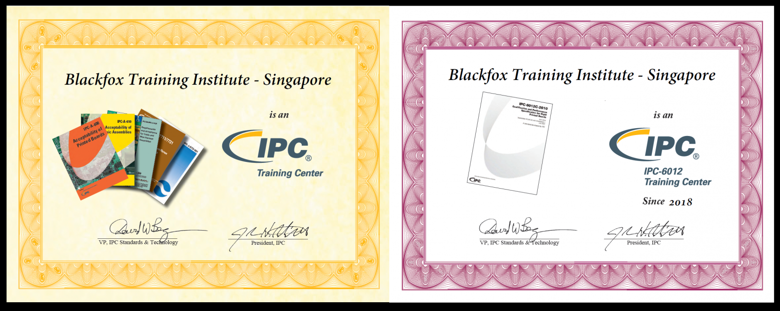 Official Ipc Training Center In Singapore Wizlogix Pcb Services
